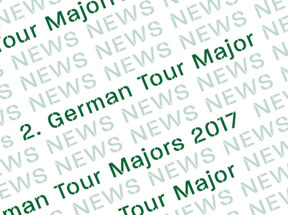 2. German Tour Major